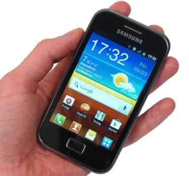 Dekodiranje Samsung Galaxy S Plus