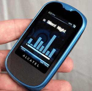 Dekodiranje Alcatel telefona