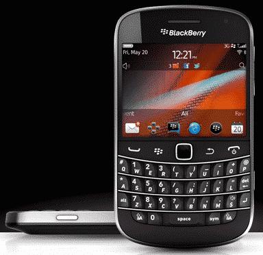 dekodiranje blackberry