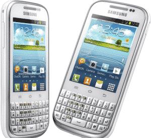 samsung galaxy chat b5330 dekodiranje