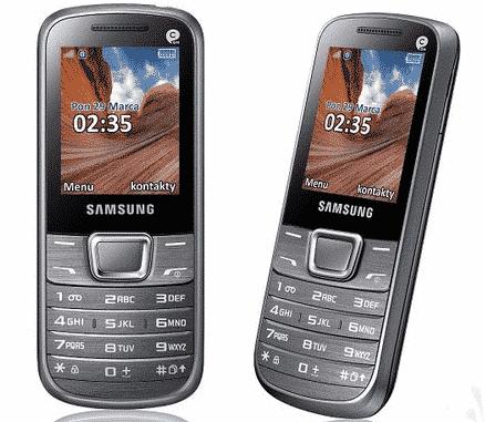 samsung e2250 dekodiranje